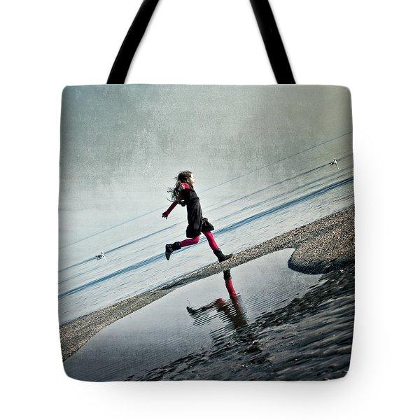 Hapiness Tote Bag by Joana Kruse