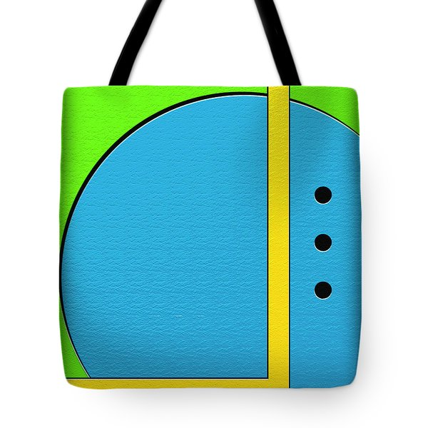 Happily Tote Bag by Ely Arsha