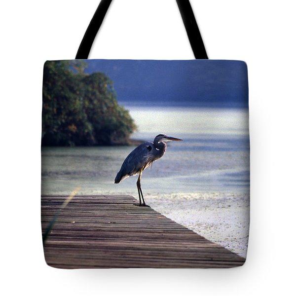Harbor Master Tote Bag by Skip Willits