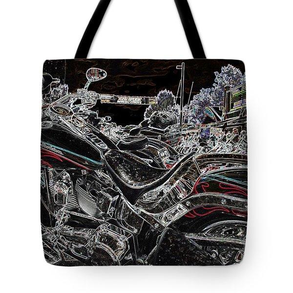Harley Davidson Style 3 Tote Bag