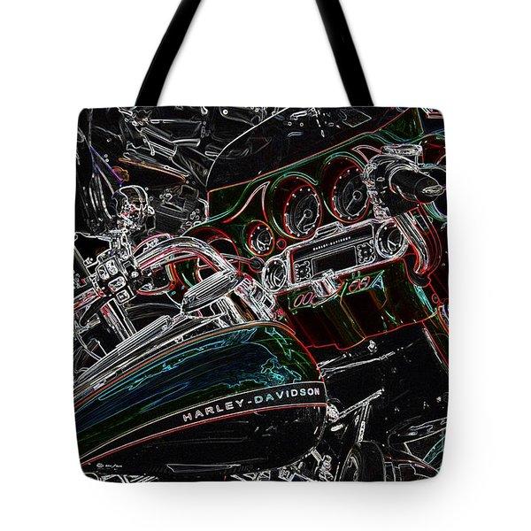 Harley Davidson Style 4 Tote Bag