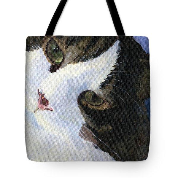 Harley Tote Bag by Lynne Reichhart