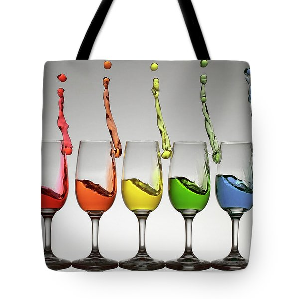 Harmonic Cheers Tote Bag