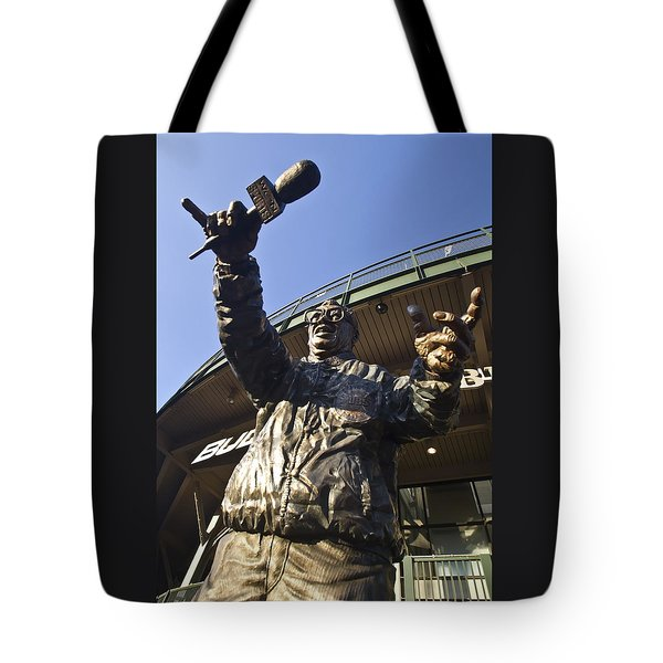 Harry Cary Sculpture Tote Bag by Sven Brogren