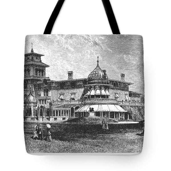 Hartford: Armsmear Mansion Tote Bag by Granger