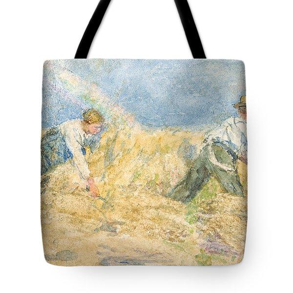 Harvester Tote Bag by LP Smythe