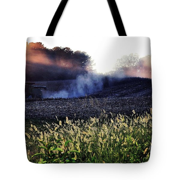 Harvesting Tote Bag