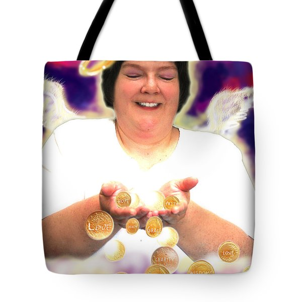Harvey.angelic  Tote Bag