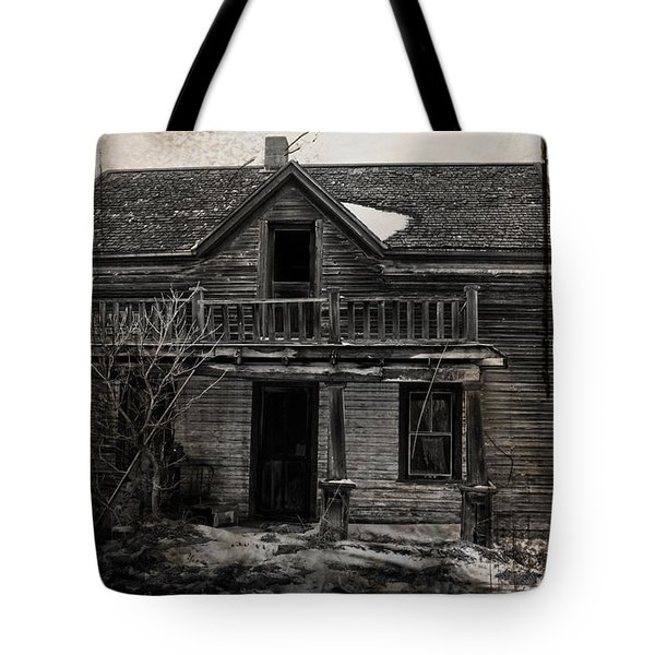 Haunting East Tote Bag by Jerry Cordeiro
