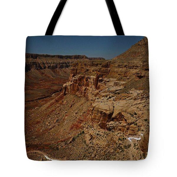 Havasupai Hilltop  Tote Bag