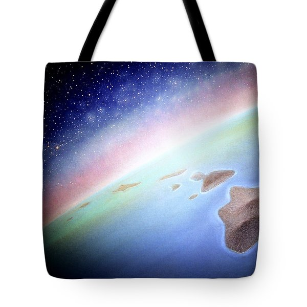 Hawaii A Land For All Seasons  Tote Bag