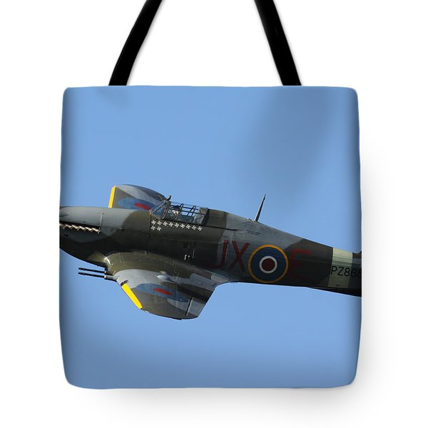 Hawker Hurricane Tote Bag