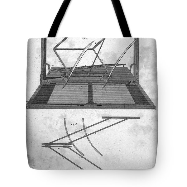 Hawkins Polygraph, 1803 Tote Bag by Granger