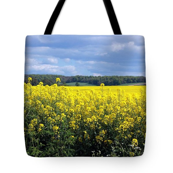 Hay Fever Tote Bag by Rdr Creative