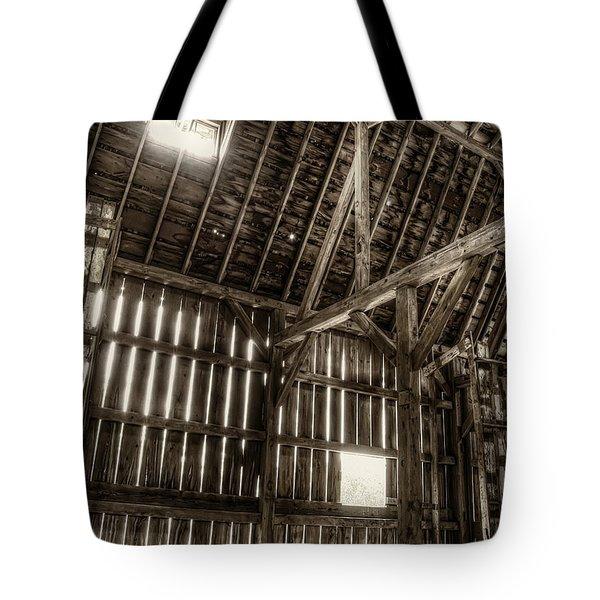 Hay Loft Tote Bag