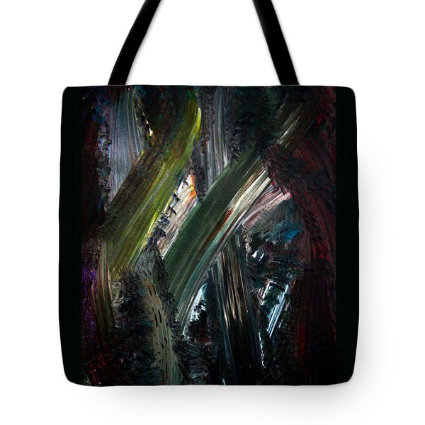 Heading For The Light Tote Bag by Marie Jamieson