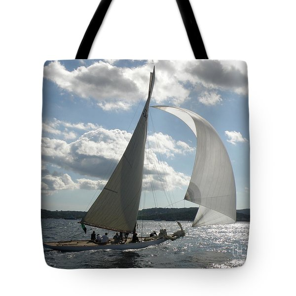 Heading Home Tote Bag by Lainie Wrightson