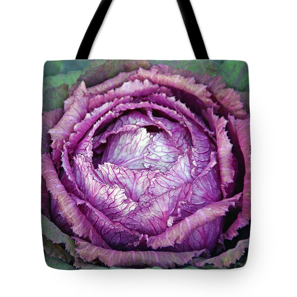 Heart Of Mystery Tote Bag