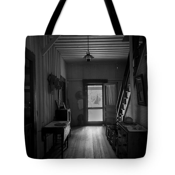 Heart Of The Home Tote Bag by Lynn Palmer