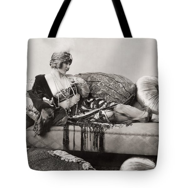 Heart Specialist, 1922 Tote Bag by Granger