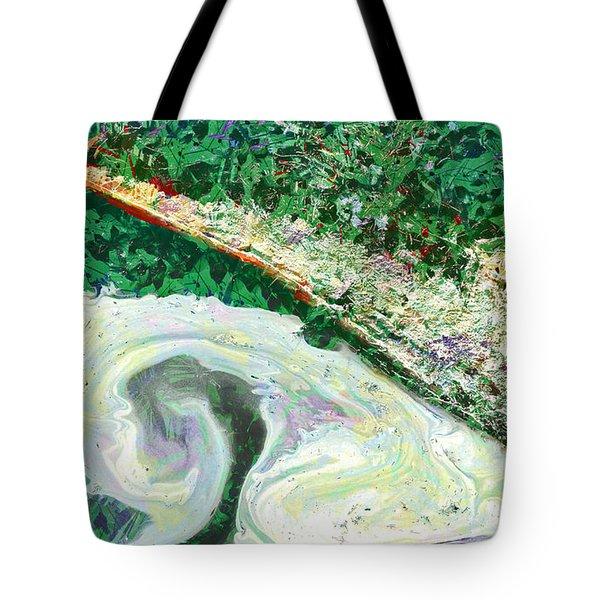 Heartbreak Tote Bag by Steve Taylor