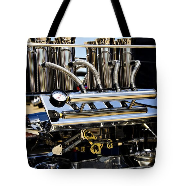 Heavy Breather Tote Bag