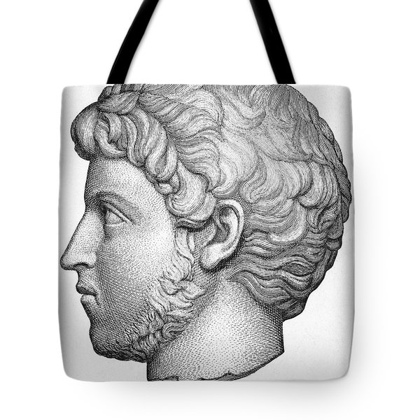 Heliogabalus (204-222) Tote Bag by Granger