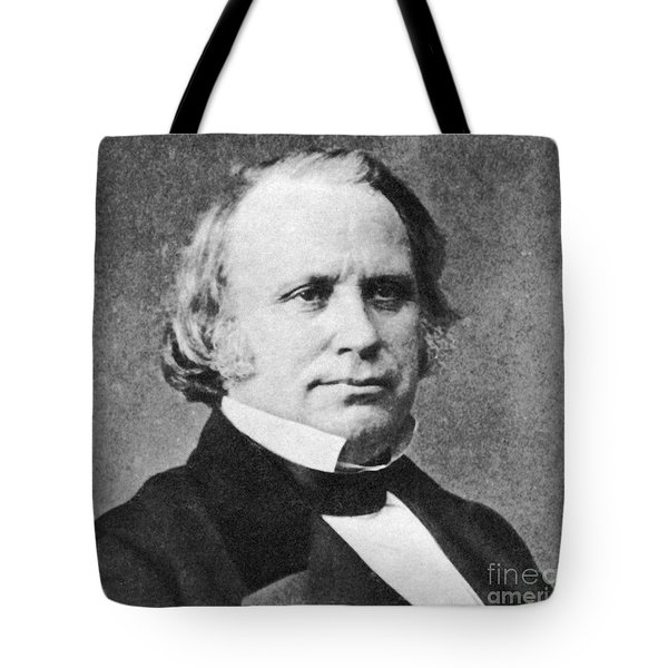 Henry Wilson Tote Bag by Photo Researchers
