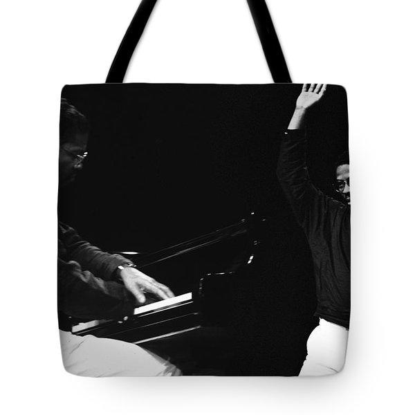 Herbie Hancock Tote Bag