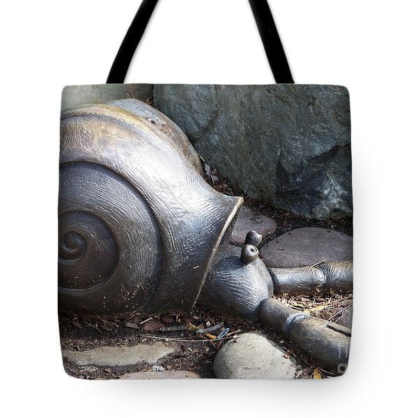 Hermit Crab Tote Bag by Chalet Roome-Rigdon