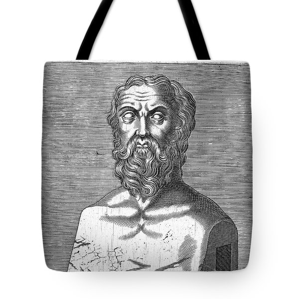 Herodotus Tote Bag by Granger