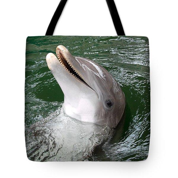 Hi Tote Bag by John Schneider