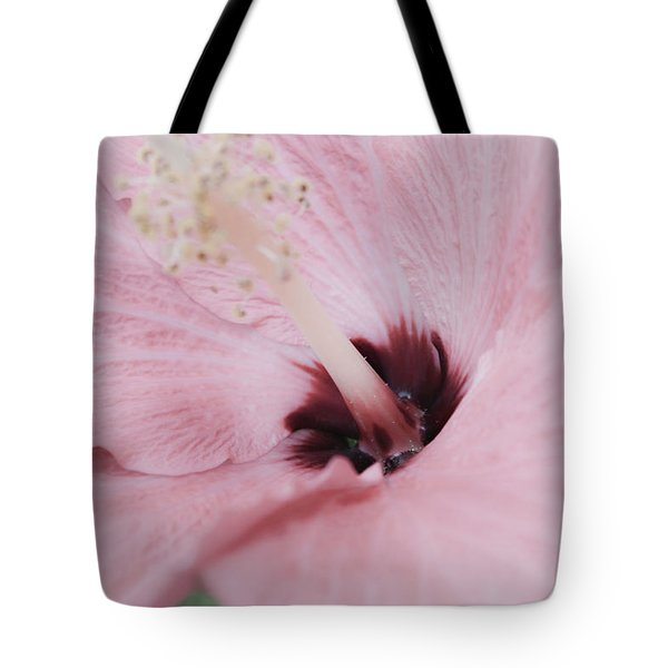 Tote Bag featuring the photograph Hibiscus Moments by Janie Johnson
