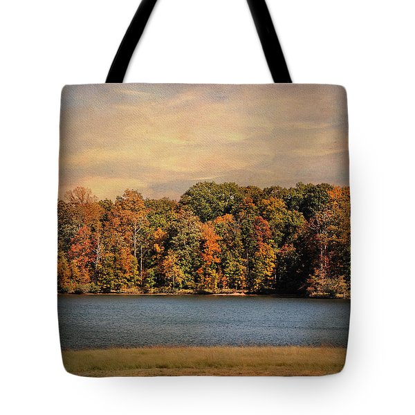 Hidden Cove Tote Bag by Jai Johnson