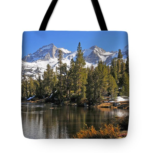 Tote Bag featuring the photograph Hidden Jewel by Lynn Bauer