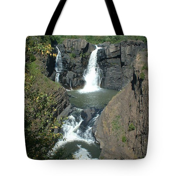 High Falls Grand Portage Tote Bag