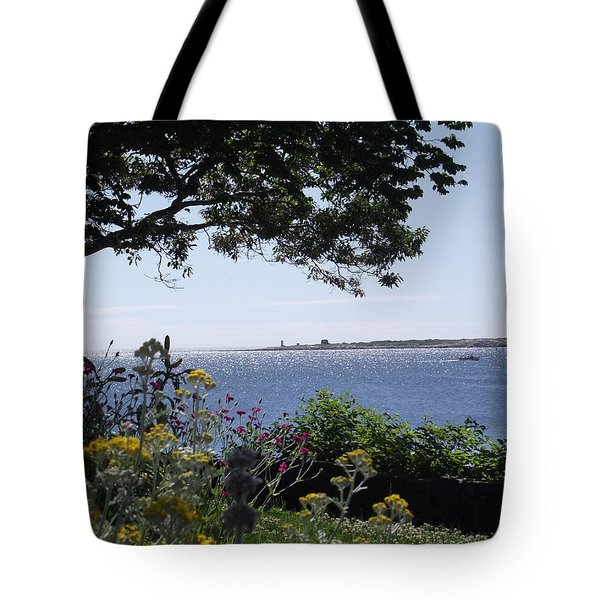 Hillside Beauty Tote Bag