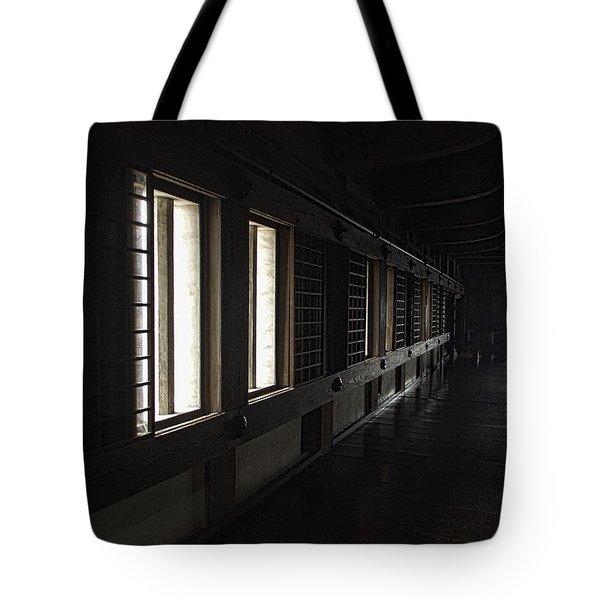 Himeji Castle Corridor - Himeji City Japan Tote Bag