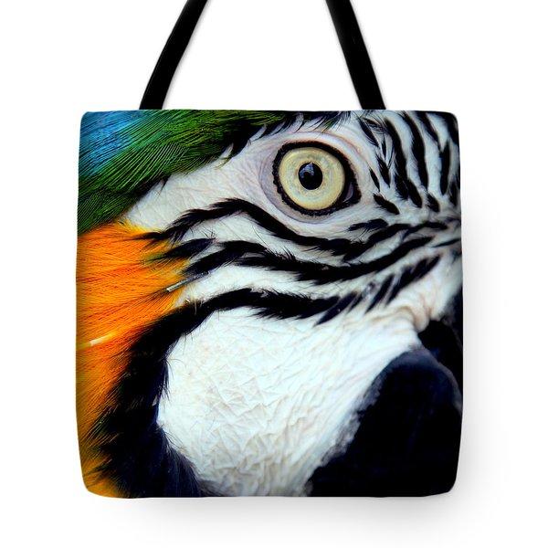 His Watchful Eye Tote Bag