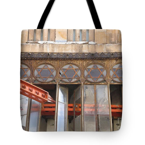 History Preserved Tote Bag