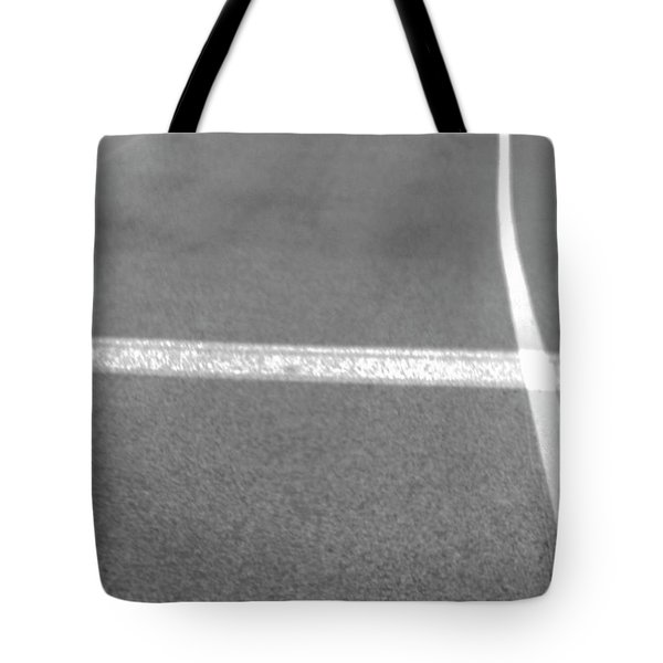 Hitch Hiker Tote Bag by Empty Wall