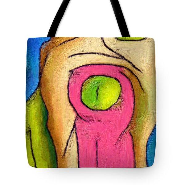 Hmmm.. Let Me Think. Tote Bag