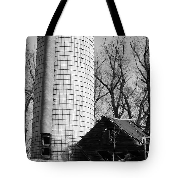 Hold Me Up Tote Bag by Colleen Coccia