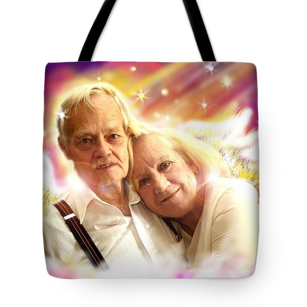 Holden.angelic  Tote Bag