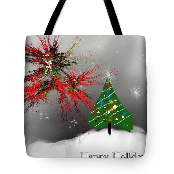 Holiday Card 2011a Tote Bag