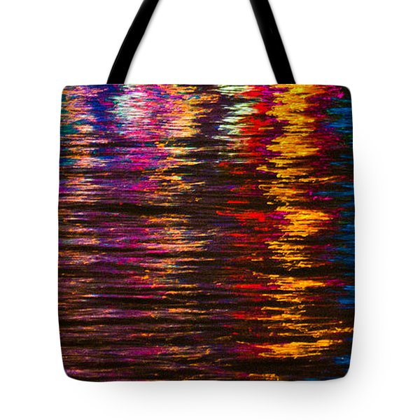 Holiday Reflections Tote Bag