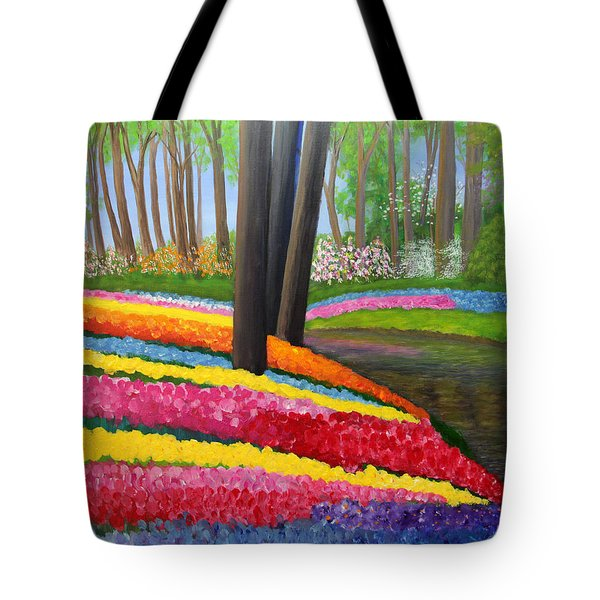 Holland Gardens Tote Bag