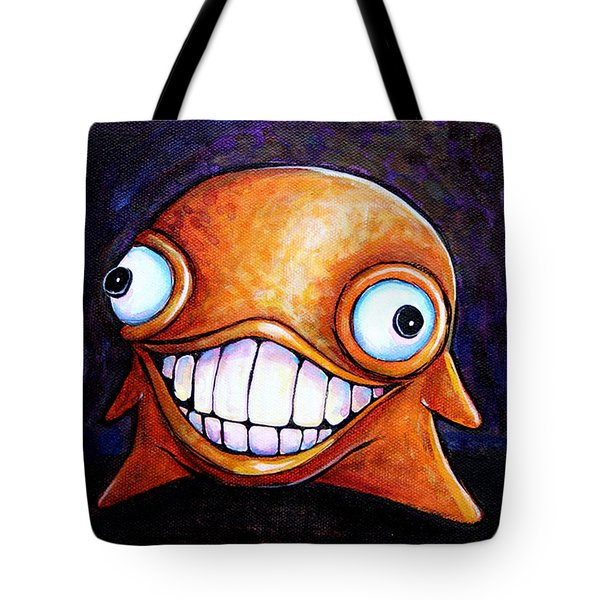 Hollywood Glob Tote Bag by Leanne Wilkes