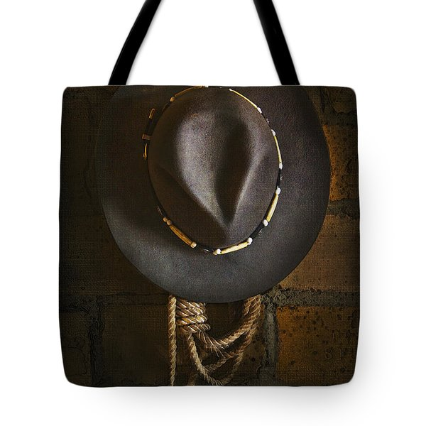 Home From The Range Tote Bag by Ron Jones