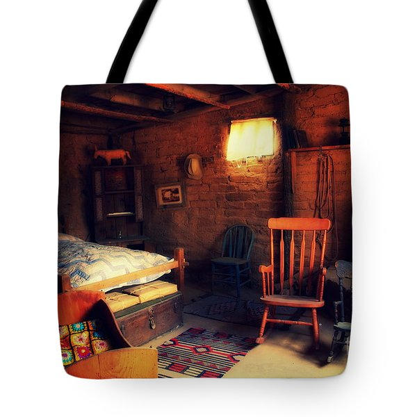 Home Sweet Home 2 Tote Bag by Susanne Van Hulst
